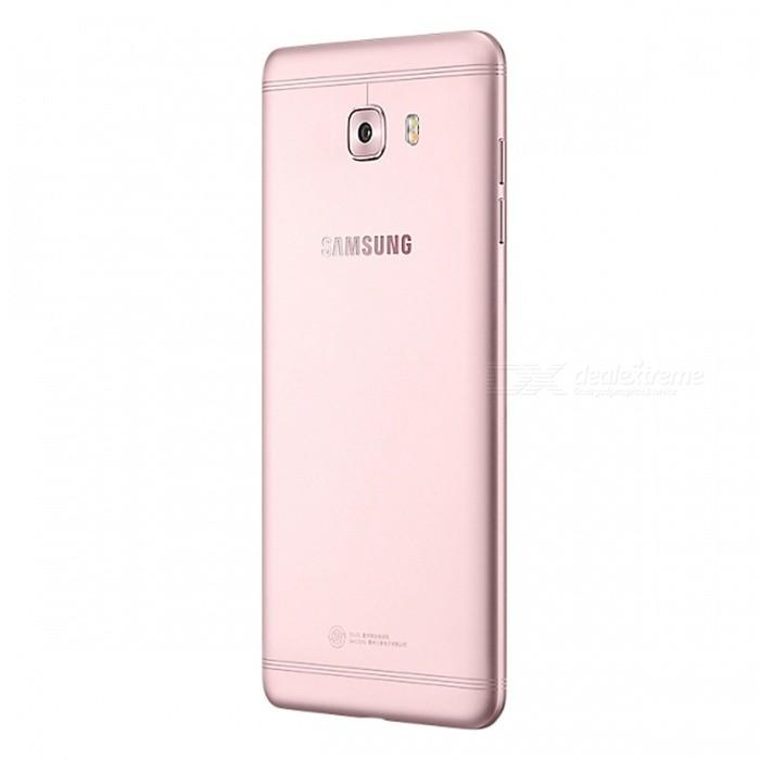 Buy Samsung Galaxy C7 Dual Sim 32gb3gb Pink Gold Online Get Free Delivery At Mcsteve Nigeria