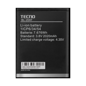 Tecno BL 20AT