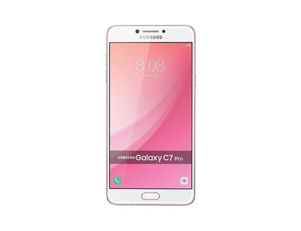 C7 Pro Pink Gold Front