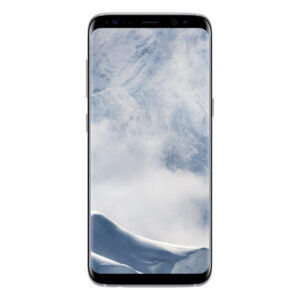 S8 Silver Front