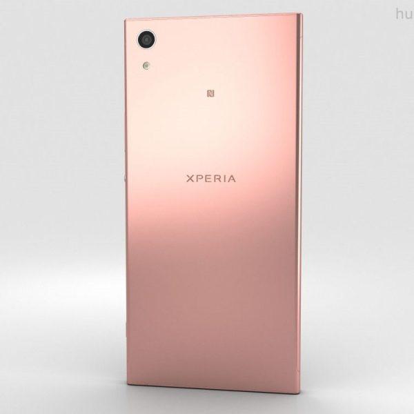 XA1 Ultra Pink Back