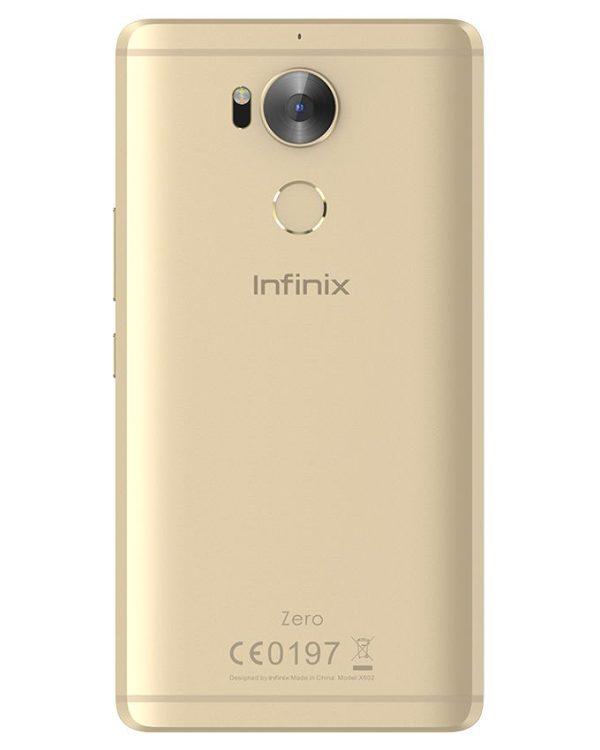 Zero 4 Pro X555 Gold Back
