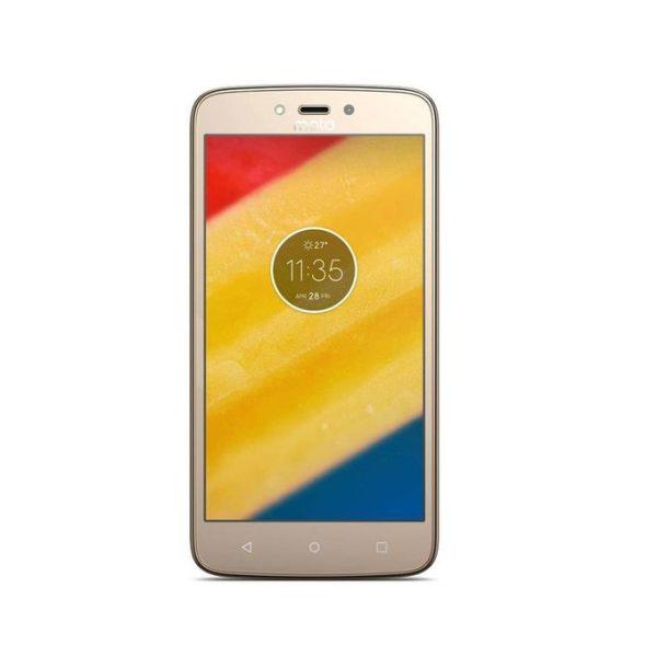 C Plus Gold Front