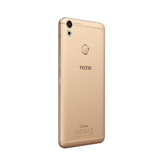 Camon Cx Gold Side