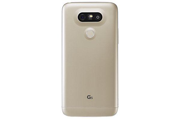 G5 Gold Back