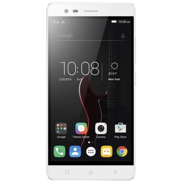 K5 Note Silver Front