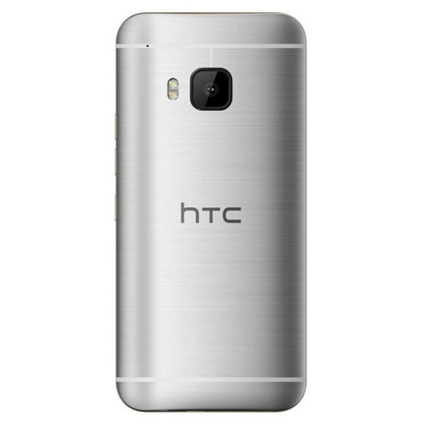 One S9 Silver Back