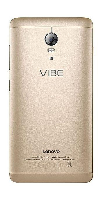 Vibe P2 Gold Back