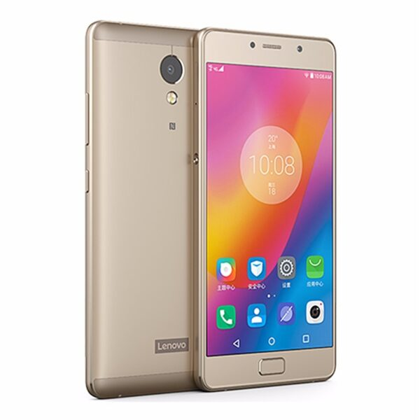 Vibe P2 Gold Side