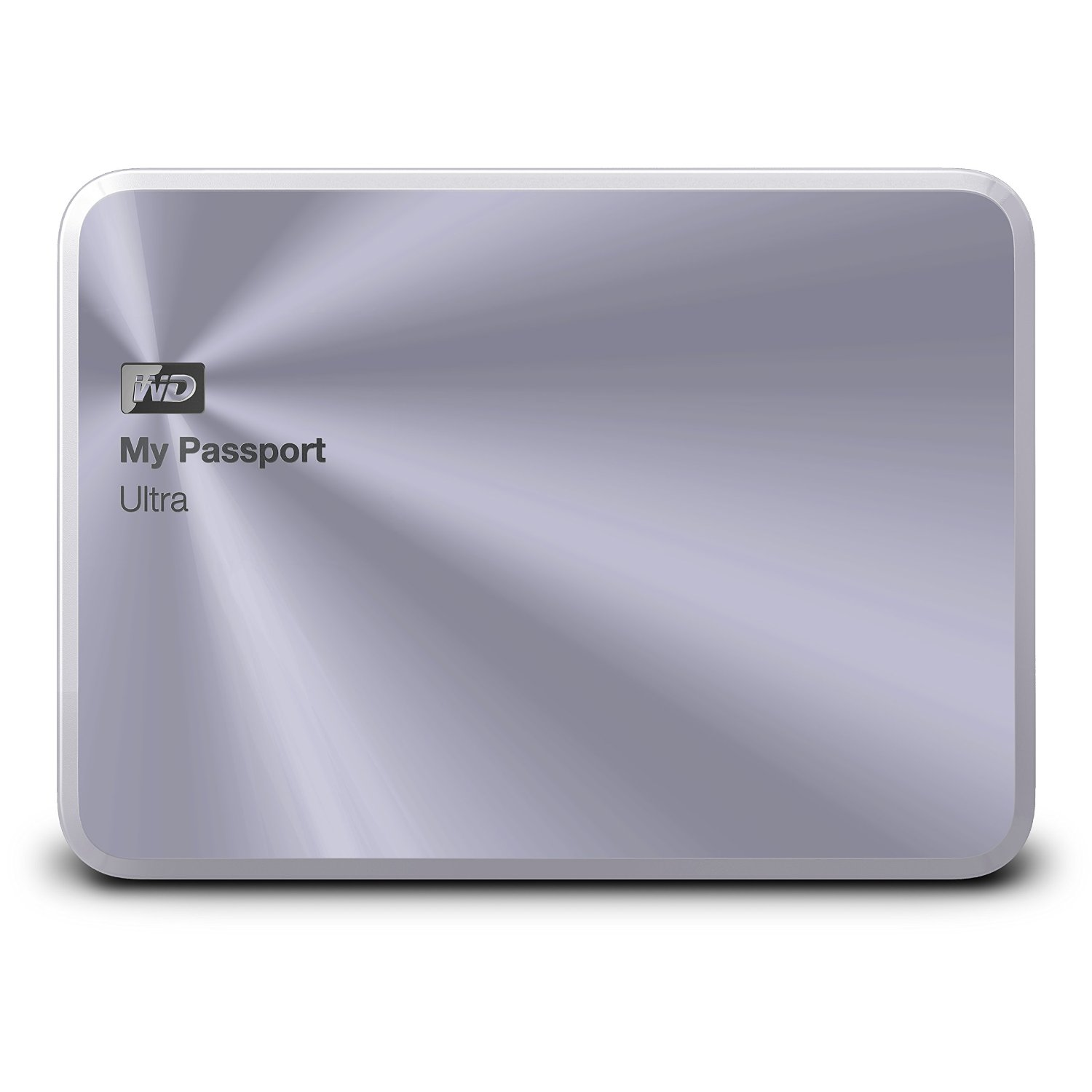 WD My Passport Ultra HDD-Metal Edition (1TB) Silver