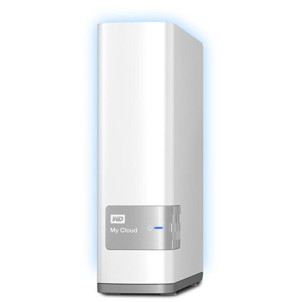 WD 4TB My Cloud Front