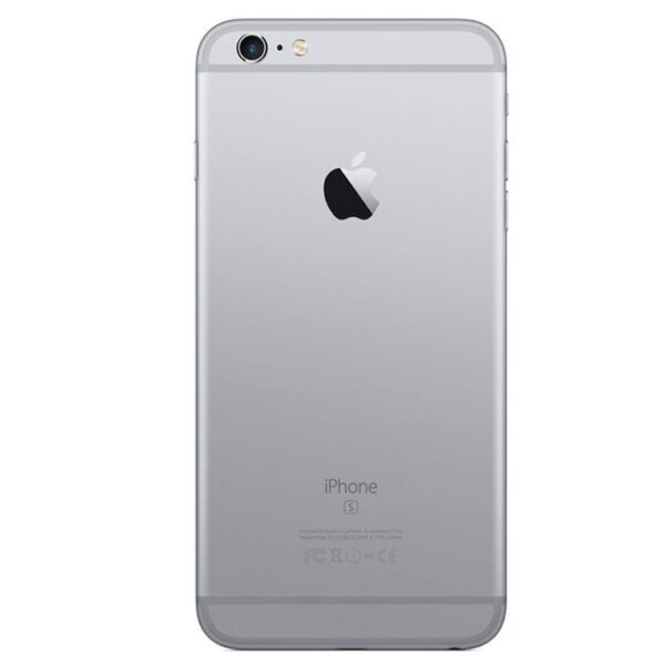 app iphone6splus grey back