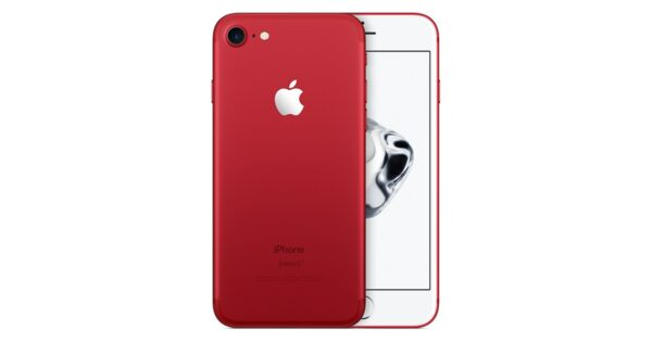 apple iphone 7 red main