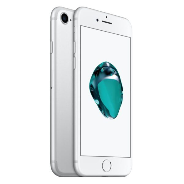 apple iphone 7 silver frontside 2