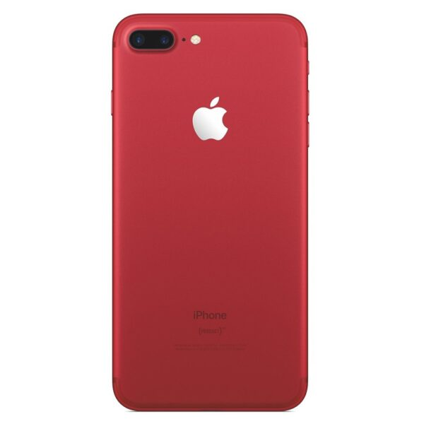 apple iphone 7plus red back 2