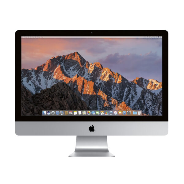 iMac Front