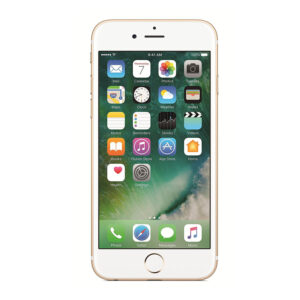 iPhone 6 Gold Front