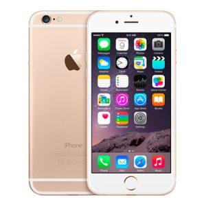 iPhone 6 Gold Main