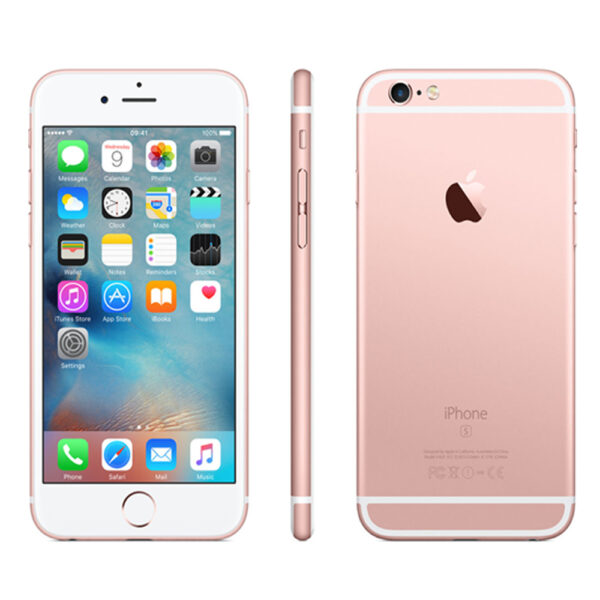 iPhone6s rose gold All