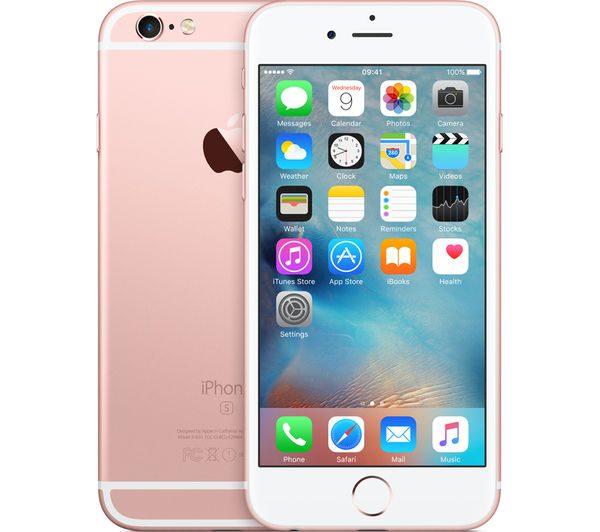 iphone 6 rose gold 3