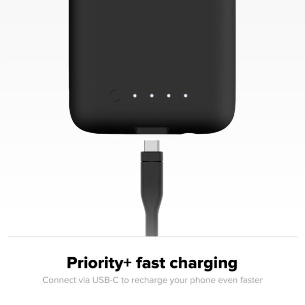 S8 Black Charge