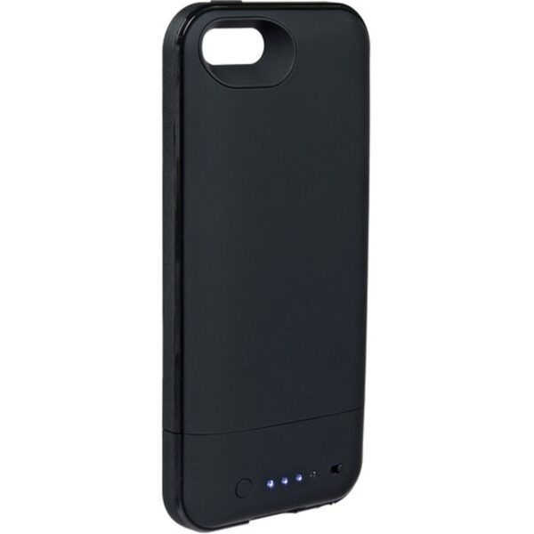 iPhone5 Power Pack Black Back