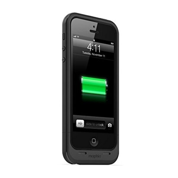 iPhone5 Power Pack Black Front