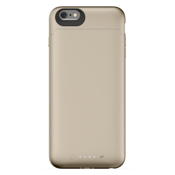 iPhone6 Power Pack Gold Back