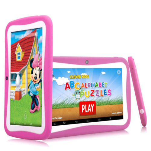 7inch andriod kid tab 1