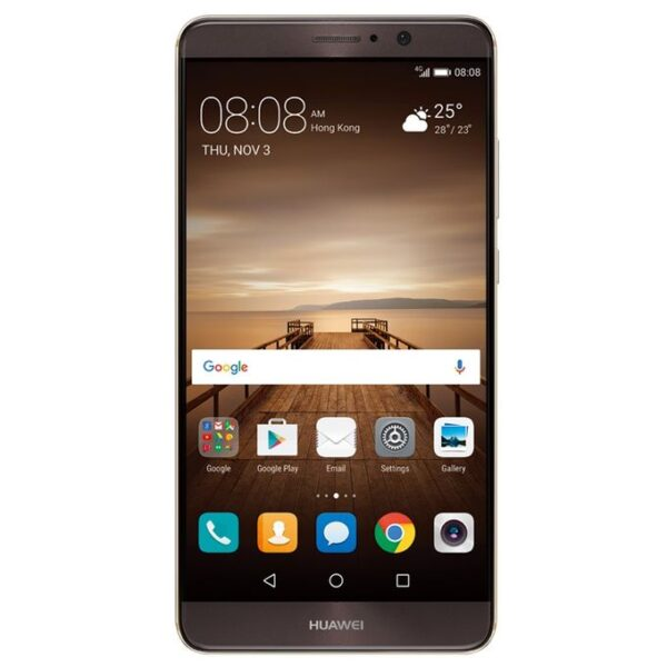Mate 9 Brown Front