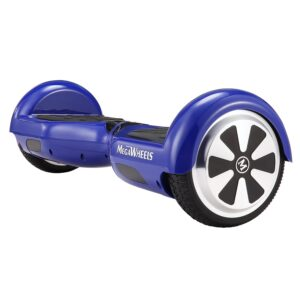 Megawheels Hoverboard Blue 1