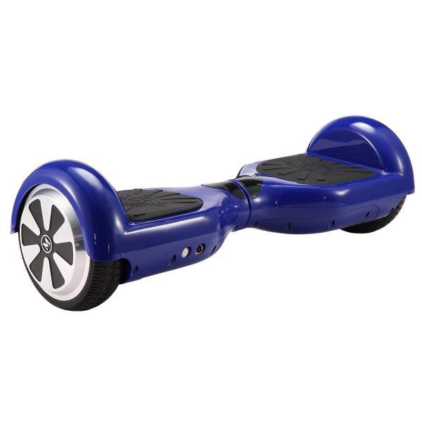 Megawheels Hoverboard Blue 4