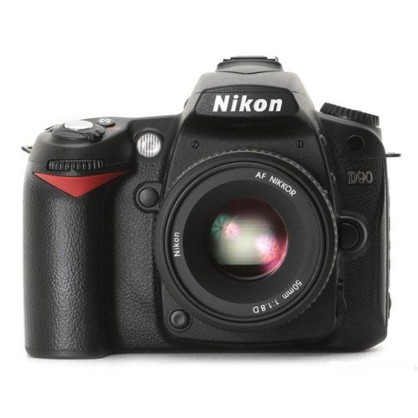 Nikon D90 3