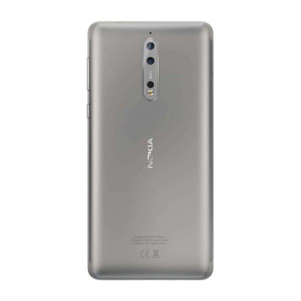 Nokia 8 Steel 5