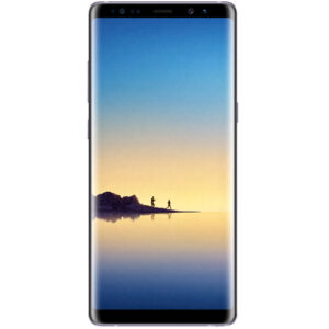 Note 8 Grey Front