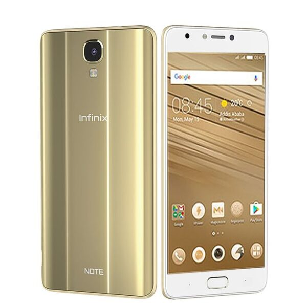 Note 4 Gold Main