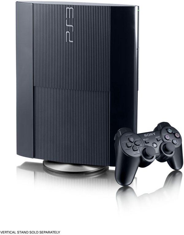 PS3 500GB Slim 1