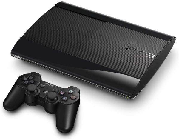 PS3 500GB Slim Console