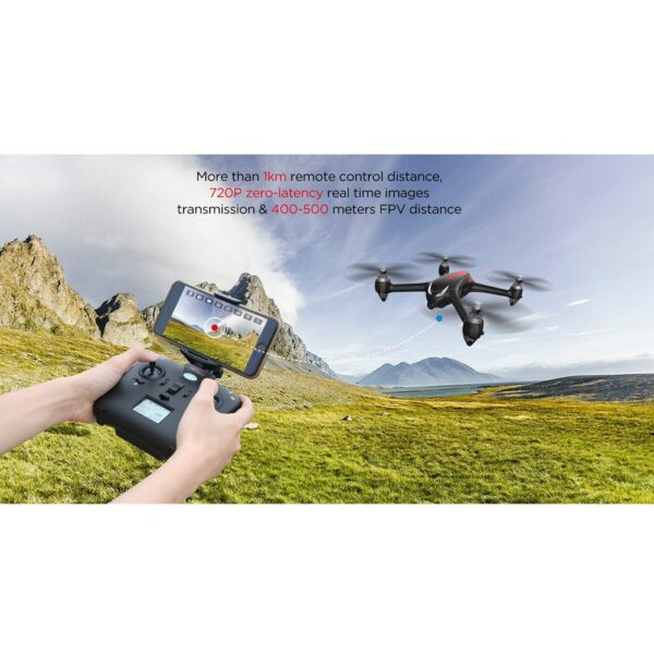 Professional Brushless Quadrocopter2