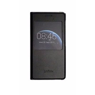 Smart Cover for Note 4 Pro X571 Black