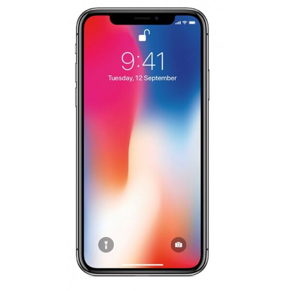 iphone x space gray 4