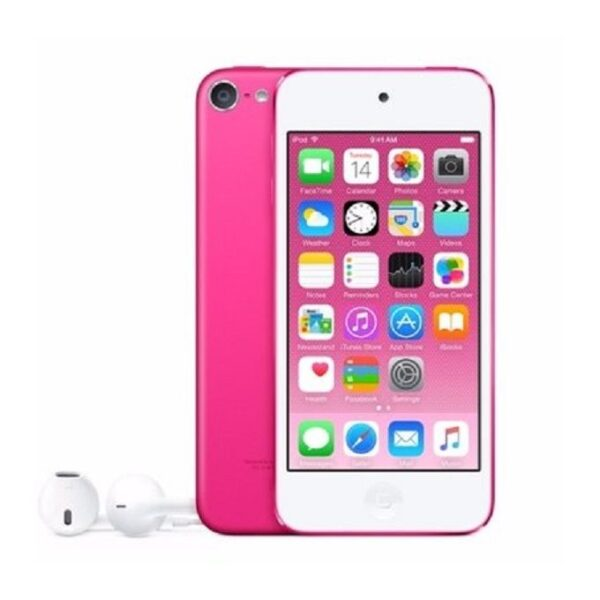 ipod touch Main Pink