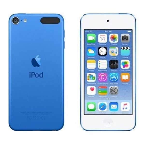 ipod touch Main blue