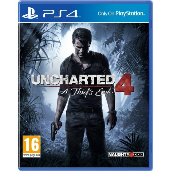 pc and video games games ps4 uncharted 4 a thiefs end 1 rawl