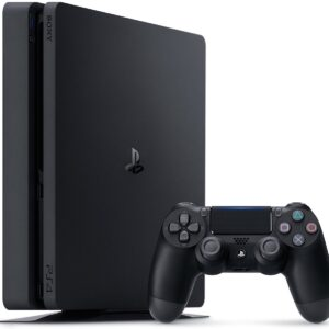 sony ps4 slim Black2
