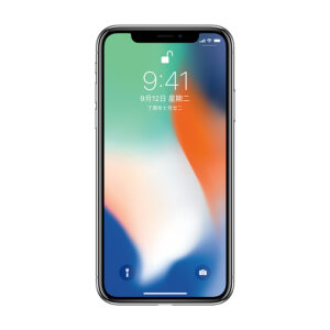 iphone x silver 11