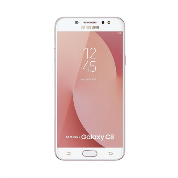samsung galaxy c8 pink 4