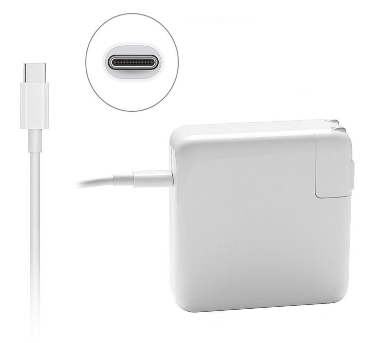 apple 61w usb c power adapter