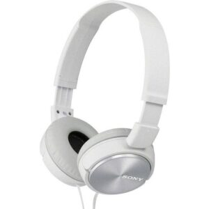 sony headphone white 1