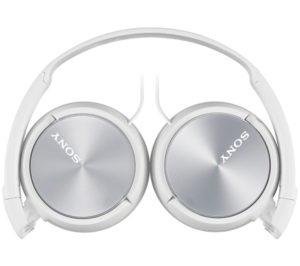 sony headphone white 2